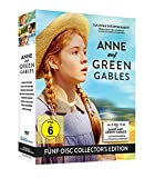 Anne auf Green Gables-Collector's Edition (5 DVD)