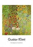 1art1 35450 Gustav Klimt - Bauerngarten Mit Sonnenblumen, 1905-06 Poster Kunstdruck 100 x 70 cm