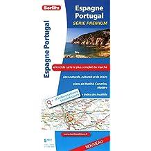 ESPAGNE PORTUGAL ROUTIERE ET TOURISTIQUE PREMIUM