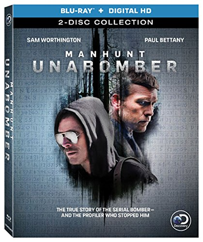 Manhunt: Unabomber [USA] [Blu-ray]