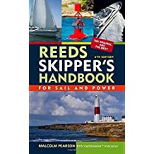 Reeds Skipper's Handbook 6th edition by Pearson, Malcolm (2010) Paperback