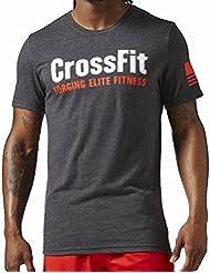 Reebok Herren Crossfit Forging Elite Fitness T-Shirt
