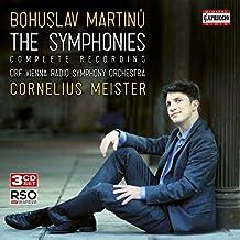 Martinu: Die Sinfonien