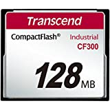 TRANSCEND 128MB CF CARD 300X UDMA5 TYPE I INDUSTRIE