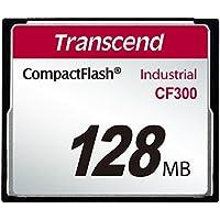 TRANSCEND 128MB CF CARD 300X UDMA5 TYPE I INDUSTRIE