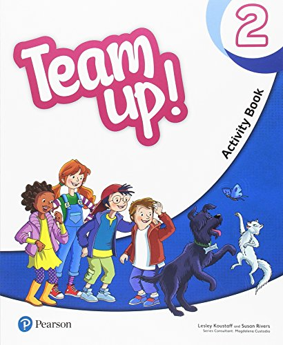 Team up! 2 activity book