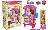 Barbies Küche 68 cm mit Stangen