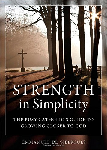 Strength in Simplicity Cover Image