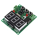 Kingzer Mini Ultraschall-Bewegungsmelder Modul Sensor Display Board