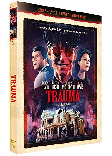 Image de Trauma [Édition Collector Blu-Ray + DVD + Livret]