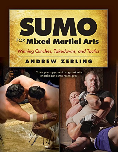 sumo-for-mixed-martial-arts-winning-clinches-takedowns-tactics-english-edition