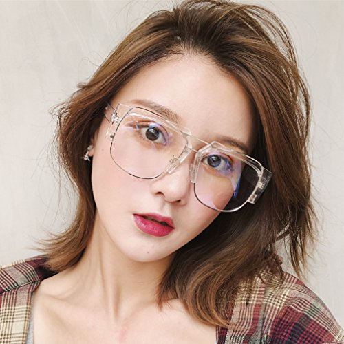 Revive old customs an original night Han Ban transparent glasses frame female round face 2018 China morning Yu style the glasses ins face without makeup absolute being machine mirror