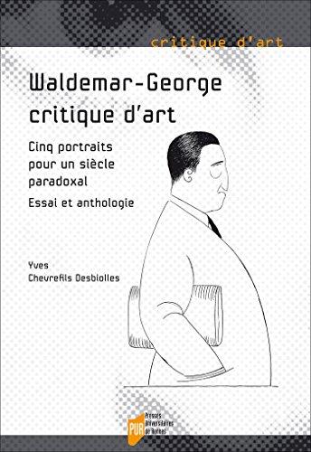 Waldemar-George, critique dart