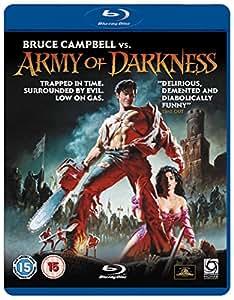 Army Of Darkness Aka Evil Dead III [Blu-ray]