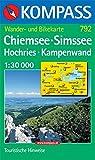 Kompass Karten, Chiemsee, Simssee, Hochries, Kampenwald