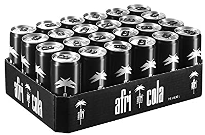 afri cola, 24er Pack, Einweg (24 x 330 ml)