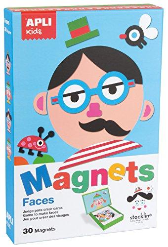 Apli Kids 14561 Jeu magnétique Portraits