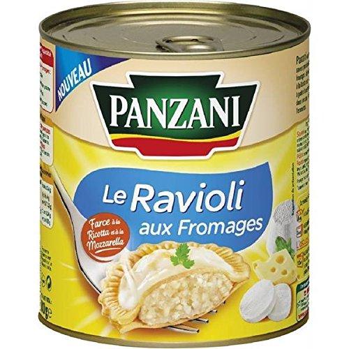 Panzani ravioli aux fromages 4/4 800g - ( Prix Unitaire ) - Envoi Rapide Et Soignée