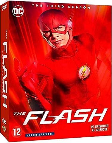 Flash Saison 3 /v 5dvd