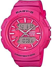 Casio Baby-G – Reloj Mujer Analógico/Digital con Correa de Resina – BGA-240-4AER