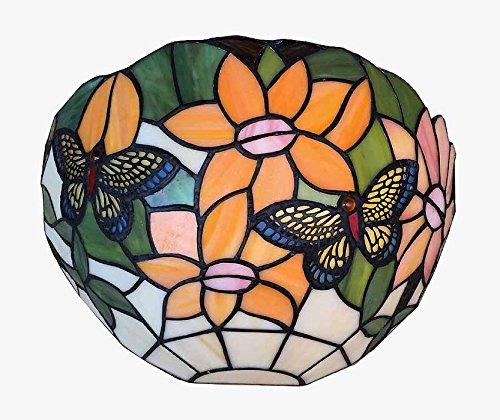 Graf von Gerlitzen Tiffany Wand Lampe Wandlampe Tiffanylampe GN104W - Tiffany Wand Lampe