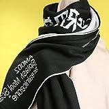 XHHWZB Winter Warme Schals Frauen Schal Schal Damen Karierte Decke Tartan Schal Farbblock Stil mit Quaste (Farbe : Style B)