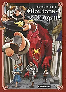 Gloutons et dragons Edition simple Tome 4