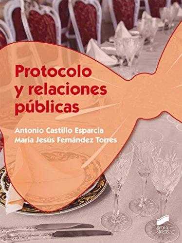 Protocolo y relaciones públicas (Hostelería y Turismo)