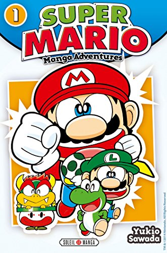 Super Mario - Manga adventures Vol.1