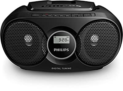 Philips az318b/12Lecteur CD (USB, MP3, radio)