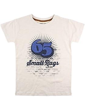 Small Rags Eric SS Top, Camiseta para Niños