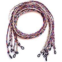 6bd31969aa 6 pcs cordón de gafas, difrentes colores,HC Enterprise