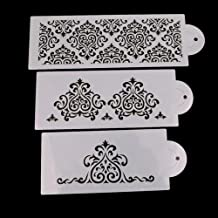 Cake Decorating Stencils Uk : Amazon.co.uk: cake decorating stencils