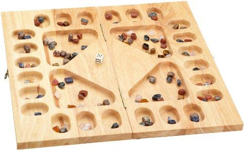 Philos 3128 - Kalaha für 2-4 Spieler, Steinchenspiel, Strategiespiel
