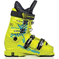 Fischer RC4 60 Junior – Yellow, 23.5