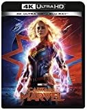 Captain Marvel uhd 4K (2 Blu Ray)