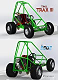 Trax III DIY Plans Off Road Go Kart Blueprints (English Edition)