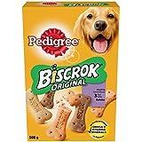 Pedigree Biscrok Galletas Premios para Perros - Paquete de 12 x 500 gr - Total: 6000 gr