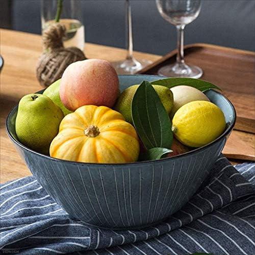 HKDW Ciotola di Ceramica Creativa Ciotola di di Frutta zuppa di Ciotola Insalata di Ramen zuppa fd1efa