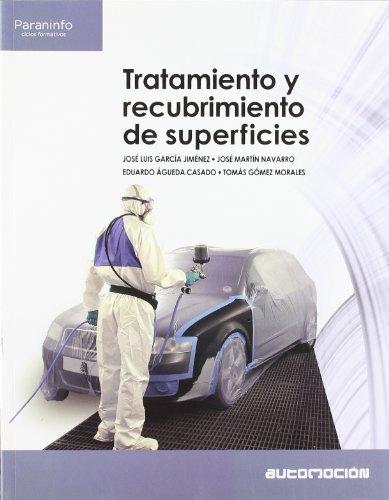 Tratamiento y recubrimiento de superficies por EDUARDO ÁGUEDA CASADO
