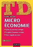 TD Microéconomie - 5e éd.