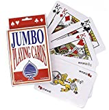 Best Halloween Costume Teen - Playing Cards for Kids and All Jumbo Size Review