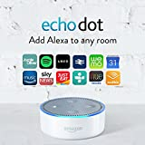 Amazon Echo Dot (2nd Generation), White