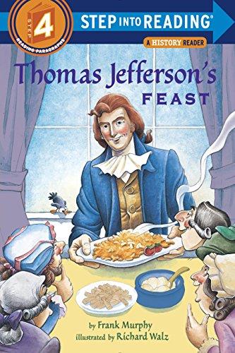 Thomas Jefferson's Feast (Step into Reading) (English Edition)