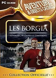 Enigmes et objets cachés - Les Borgia