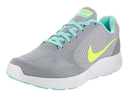 Nike 819303-005, Sneakers trail-running femme Gris