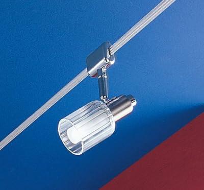 Eglo Powerline Strahler Spot Zubehör 85762 1x40W G9 Glas 12cm Lampe von Eglo - Lampenhans.de