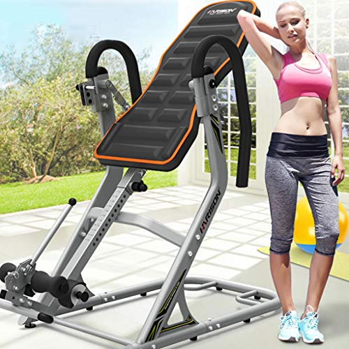 LYN- Tavola di inversione Home Fitness Equipment Home Barella Cervical Stretch 180 Gradi Inverter
