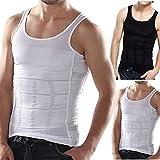 Generic Black, M : Slimming Shaper Vest ...
