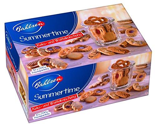 BAHLSEN 36810Mix e biscotti WAFFEL Summer Time